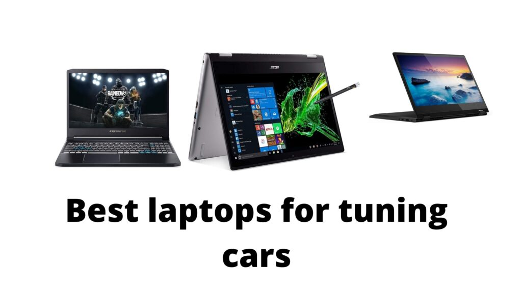 best laptops for tuning cars