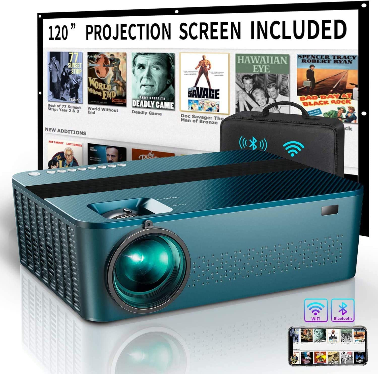 best projector for movies